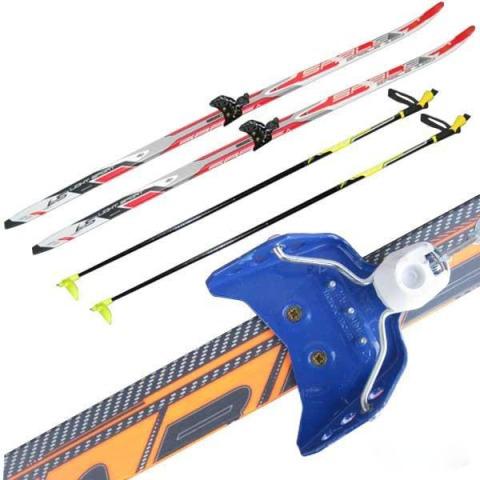 Лыжи+Крепления