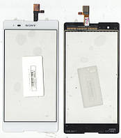 Сенсор Sony D5322 Xperia T2 Ultra DS, White
