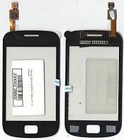 Сенсор Samsung S6500 Galaxy mini 2 чёрный