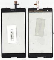 Сенсор Sony D5322 Xperia T2 Ultra DS, черный