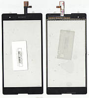 Сенсор Sony Xperia T2 Ultra DS / D5322, чорний