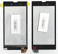 Сенсор Sony D5102 Xperia T3, D5103 Xperia T3, D5106 Xperia T3, черный