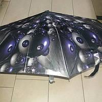 Зонт женский автомат Абстракция капли, фото 1