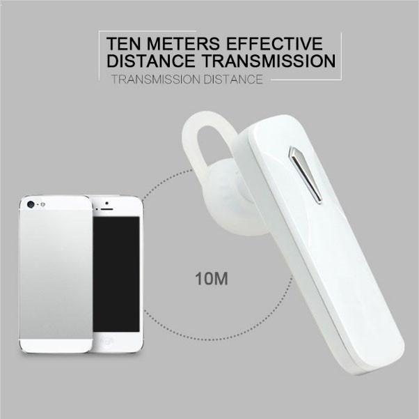 Bluetooth гарнитура - совместима со всеми телефонами
