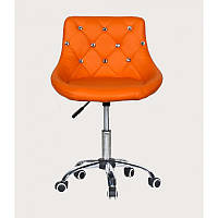 Кресло косметическое HC931K Польша, оранжевый