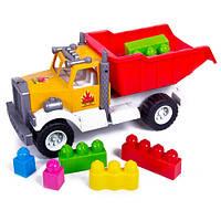 Игрушка Грузовик Multi Truck c конструктором 12-010-71 Kinderway