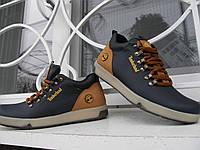 Польские кожаные ботинки на меху ― Timberland