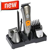 Профессиональная машинка для стрижки волос Kemei KM-580A 7в1