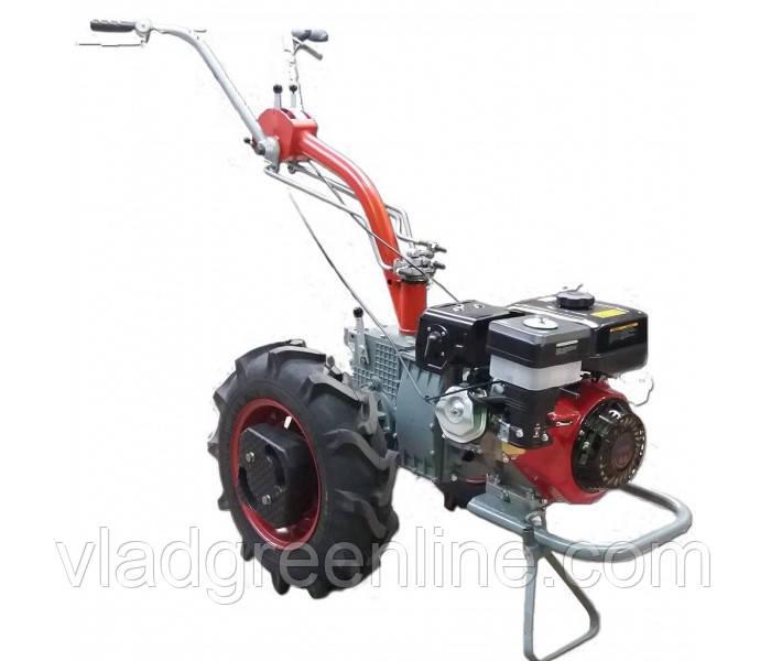 Мотоблок Мотор Сич МБ-9Е (бензин, электростартер, 9 л.с.) - Интернет-магазин «Зеленая линия» в Каменце-Подольском