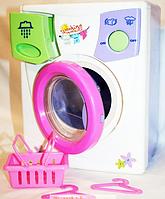 Детская игрушечная стиральная машина Чистюля Bambi (Metr+) 2010 A HN