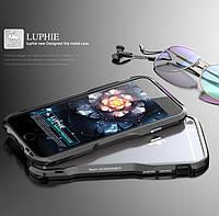 Металлический бампер для iPhone 6 6S Luphie, фото 1
