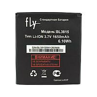 Аккумуляторная батарея Fly  BL3815, оригинал