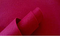 Фетр бордовый 20 листов (1мм/20см х 30см)7735