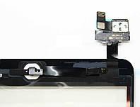 Сенсор для Apple iPad mini/ mini 2 черный с микросхемой и кнопкой Home Н/С