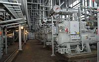 Завод по производству молока