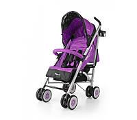 Прогулочная коляска Milly Mally Meteor Фиолетовая Met_03