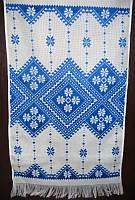 Весільний рушник нитками 14