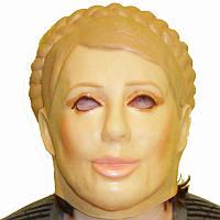 Карнавальная маска резиновая Украинка