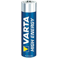 Батарейка Varta High Energy Alkaline LR03 (АAА), щелочная