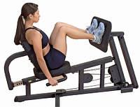 Приставка к фитнес жим ногами Body-Solid GLP