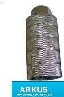 Пеги BMX JK-PG12 стальные M10 chrom