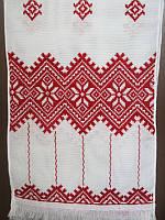 Весільний рушник нитками 4