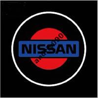 Дверной логотип LED LOGO NISSAN подсветка дверей