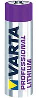 Батарейка Varta Lithium ААA, литиевая