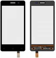 Сенсорная панель для FLY IQ4403 Energie 3 черная