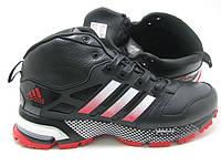 Кроссовки зимние мужские Adidas Marathon мех