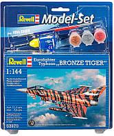 Модель для сборки Revell Model Set Истребитель Eurofighter Bronze Tiger (63970)