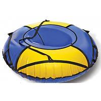 Санки тюбинг надувные, диаметр 100 см