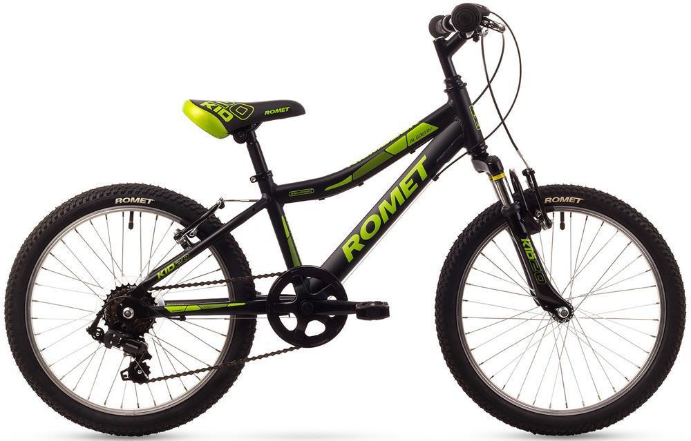 1620019- Велосипед ROMET RAMBLER KIDS 20