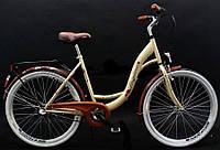 Велосипед LAGUNA 26 S-COMFORT CTB NEXUS 3BN KREM