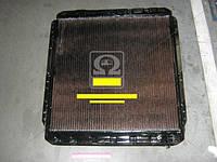Радиатор вод. охлажд. КАМАЗ 5320 (3-х рядн.) медн.