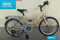Велосипед 20` SVR DISCOVERY SHIMANO GS