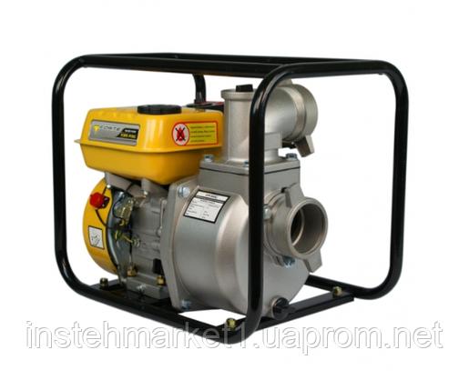 Мотопомпа для перекачки воды FORTE FP30C (60 м3/час; 6,5 л.с), фото 2