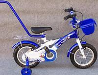 Велосипед 12 BMX DYZIO STAL