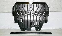 Защита картера двигателя и кпп Citroen Berlingo 2008-