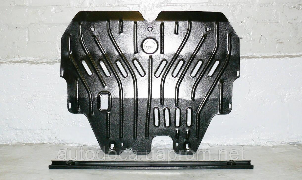Захист картера двигуна і кпп Citroen Berlingo 2008-