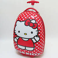 Детский чемодан дорожный на колесах Hello Kitty 520272, фото 1