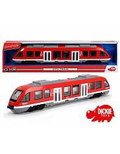 Городской поезд City Train Dickie 3748002