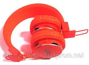 Беспроводные наушники ATLANFA AT-7607 (с MP3 плеером и FM радио), фото 3
