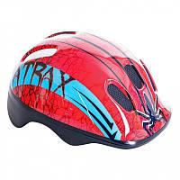Шлем велосипедный детский Spokey atrax /837139