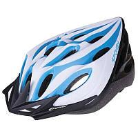 Шлем велосипедный Spokey gardeblu /835616