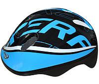 Велосипедный шлем Axer happy blue /a0277