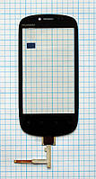Тачскрин сенсорное стекло для Huawei Vision U8850 black