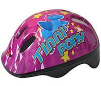 Велосипедный шлем Axer happy tinni ponny роз s /a0304