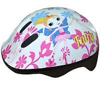 Велосипедный шлем Axer happy фрезия роз s /a0266