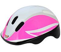Велосипедный шлем Axer happy milo роз s /a1362